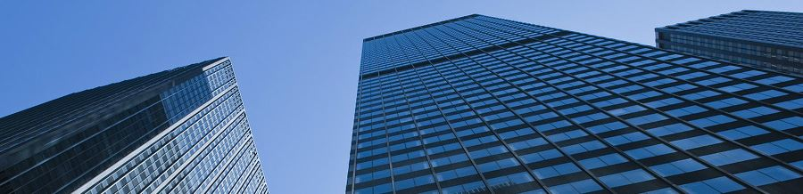 High Rise Building Window Cleaning